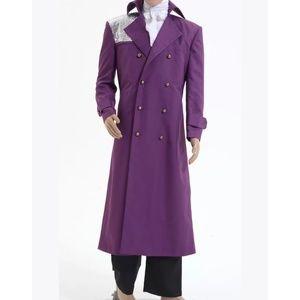 Prince Purple Rain Halloween costume, 3 pieces